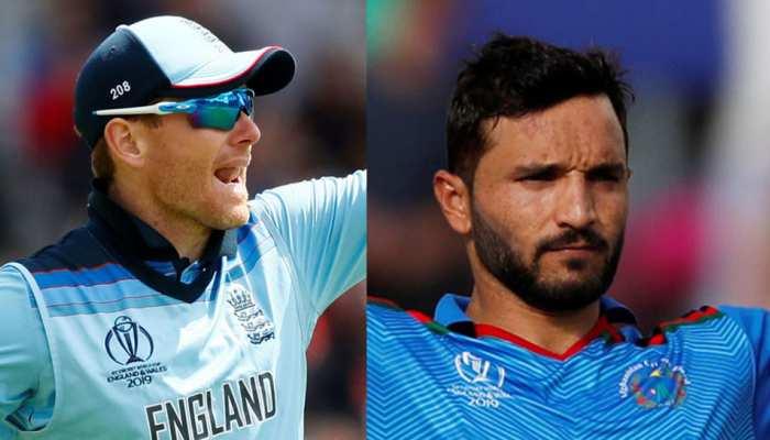 WORLD CUP 2019: ENG vs AFG मैच में इंग्लैंड की 150 रन से बड़ी जीत