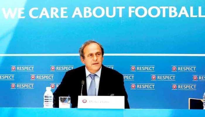 Football: कतर को वर्ल्ड कप की मेजबानी देने के मामले में फ्रांस के प्लाटिनी गिरफ्तार