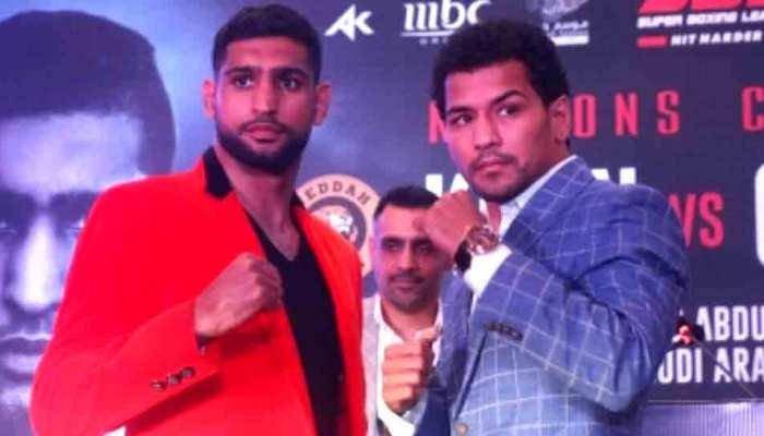 Boxing: ICC विश्व कप में पाकिस्तान की हार के बदले का सपना न देखें आमिर: नीरज गोयत