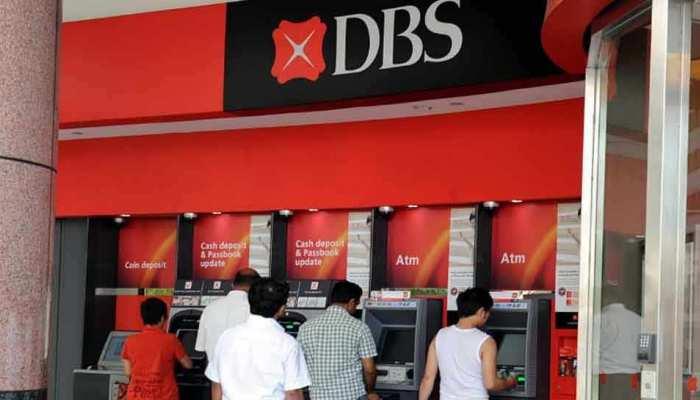 DBS ने भारत के वृद्धि दर के अनुमान को घटाकर 6.8 प्रतिशत किया