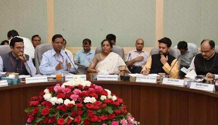 आज GST काउंसिल की पहली बैठक, इन दो सेक्टर को मिल सकती है बड़ी राहत