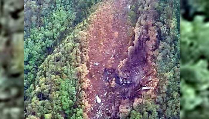 AN-32 विमान हादसा: जोरहाट में वायुसेना अड्डे पर लाए गए सभी 13 शव