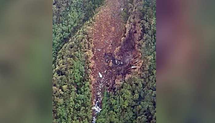 एएन-32 विमान हादसा: अरुणाचल के पश्चिम सियांग लाए गए 6 शव