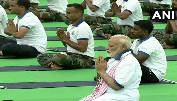 योग दिवस मनाने के लिए PM मोदी ने झारखंड को क्यों चुना, जानें 3 वजह