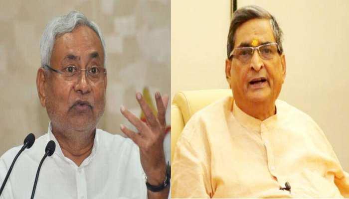 बीजेपी सांसद ने बताया आखिर योग कार्यक्रम में क्यों नहीं शामिल हुए नीतीश कुमार