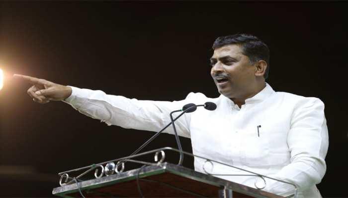 मुरलीधर राव बोले - BJP के संपर्क में हैं कांग्रेस और TDP के कई और सदस्य