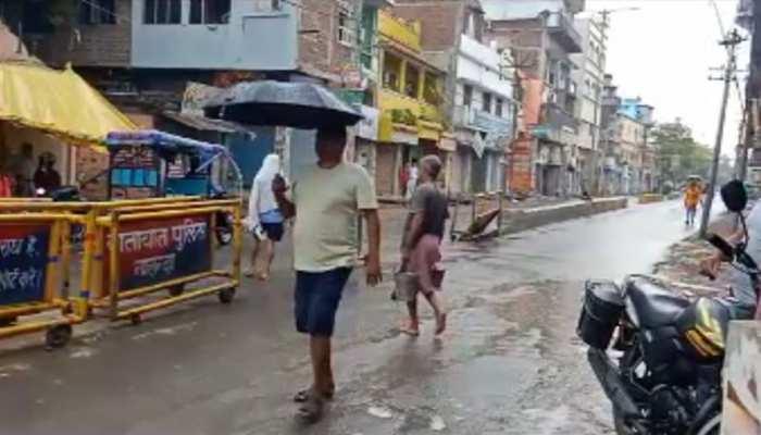 बिहार में जारी लू के बीच नालंदा में हुई बारिश, लोगों को मिली राहत