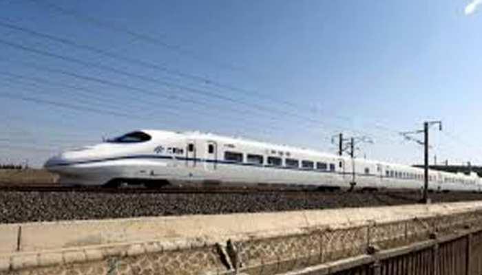बुलेट ट्रेन का सपना अधर में, अब तक सिर्फ 39 फीसदी जमीन का हो सका अधिग्रहण