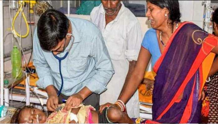 मुजफ्फरपुर: SKMCH के ड्यूटी से गायब होने पर डॉक्टर सस्पेंड, हो चुकी है 167 बच्चों की मौत