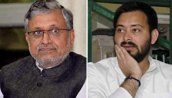 पटना: तेजस्वी के बंगले पर विवाद बरकरार, सरकार से मिला क्लीन चिट लेकिन सुशील मोदी से नहीं!