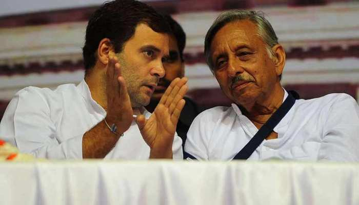 मणिशंकर अय्यर ने राहुल गांधी को लेकर दिया बड़ा बयान, कहा- गांधी मुक्त कांग्रेस...