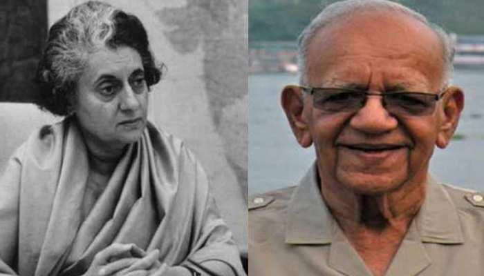 इंदिरा गांधी को गिरफ्तार करने वाले तमिलनाडु के पूर्व डीजीपी का निधन