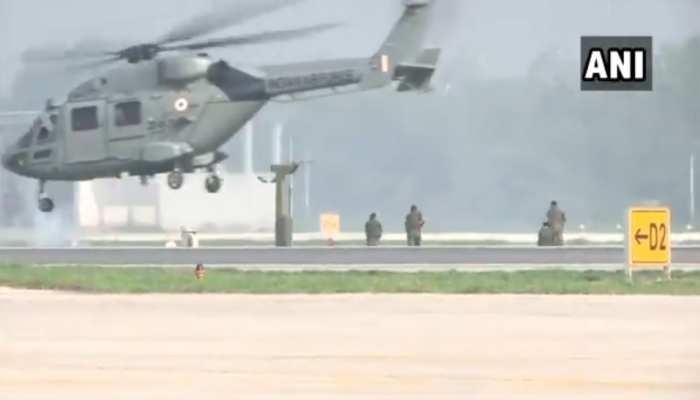 VIDEO: भारतीय वायुसेना के जांबाजों ने दिखाया, कारगिल की चोटियों पर कैसे फहराया तिरंगा