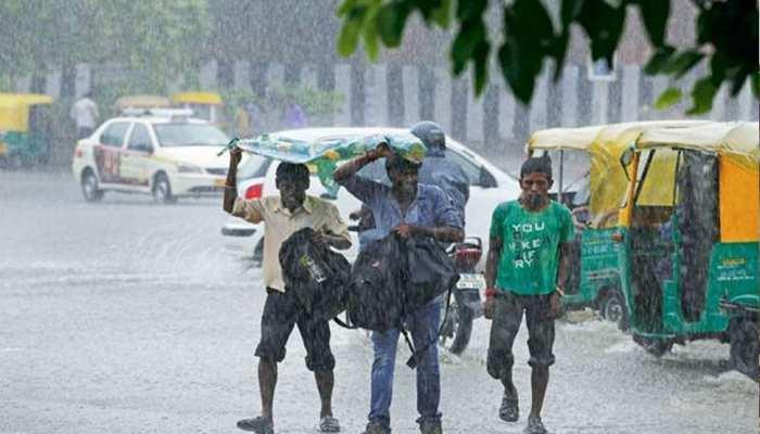 दिल्ली-NCR में हवाओं ने बदला रुख, देर शाम होगी तेज बारिश