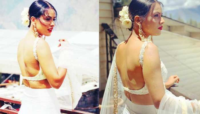 These photos of Nia Sharma went viral on social media