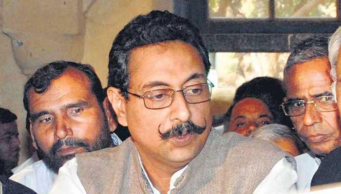 भरतपुर: विश्वेन्द्र सिंह ने BJP पर साधा निशाना, लगाया लोगों को गुमराह करने का आरोप