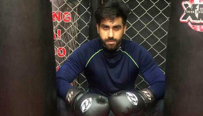 TV एक्टर अनुज कोहली कर रहे हैं कड़ी मेहनत, बनना चाहते हैं भारतीय मुक्केबाज