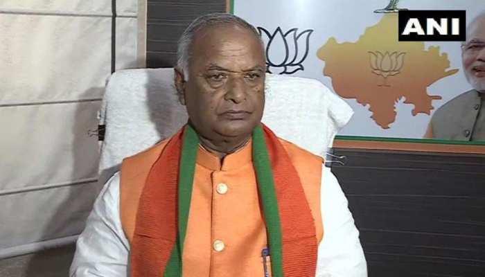 बीजेपी राजस्थान के अध्यक्ष मदन लाल सैनी का निधन, उपराष्ट्रपति, PM मोदी ने जताया शोक