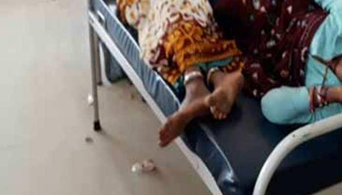 सुल्तानपुर के स्वास्थ केंद्र में सुविधाओं के बावजूद मरीजों को नहीं मिल रहा सही इलाज