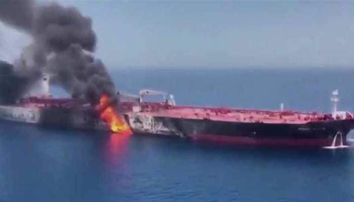 गल्फ में तेल टैंकरों पर हुए हमले की UN ने की निंदा, कहा- यह गंभीर खतरे को दर्शाता है