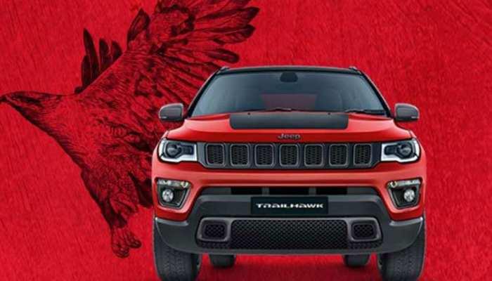Jeep कम्पास ट्रेलहॉक भारत में हुआ लॉन्च, जानें कीमत और शानदर फीचर्स
