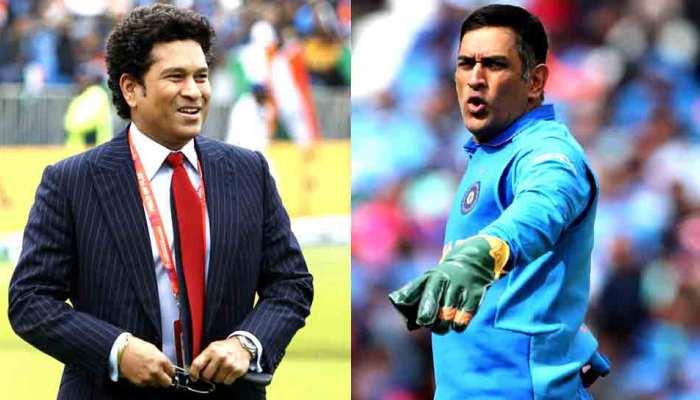 ICC World Cup: सचिन ने धोनी से कहा- पॉजिटिव बैटिंग करो... और हो गए ट्रोल आर्मी के शिकार