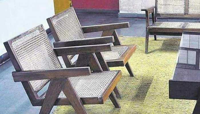चंडीगढ़ के बेशकीमती फर्नीचर की लगातार हो रही है विदेशों में नीलामी