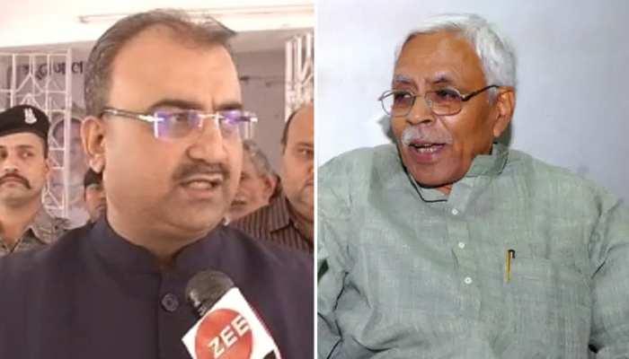 चमकी बुखार : RJD ने मंगल पांडेय का मांगा इस्तीफा, कहा- दुनिया में पिटी बिहार की भद