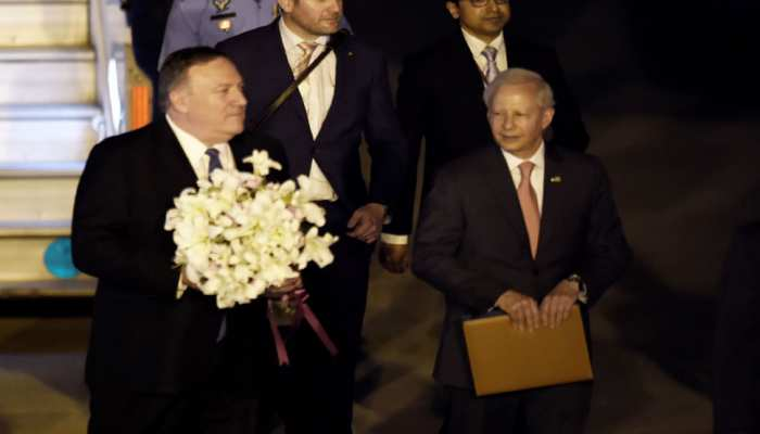 US foreign minister Pampio's India visit aims to strengthen ties