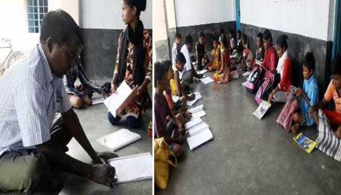 कभी आतंक का प्रयाय रहे, माओवाद की राह छोड़ आज बच्चों के बीच जगा रहे शिक्षा की अलख