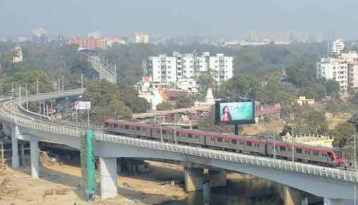 लखनऊ मेट्रो से सफर करने वालों की संख्या पहुंची 1.11 करोड़, LMRC ने यात्रियों से कहा, THANKS