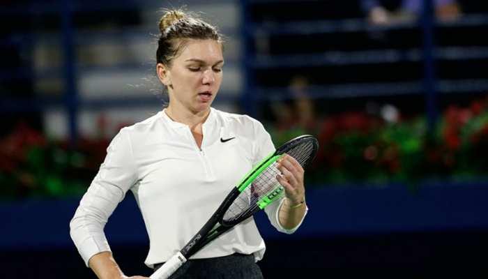 महिला टेनिस: ईस्टबोर्न चैंपियनशिप के दूसरे दौर में कर्बर और हालेप