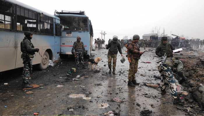 J&K: पुलवामा आतंकी हमले में नहीं हुई खुफिया एजेंसियों से चूक: गृह मंत्रालय