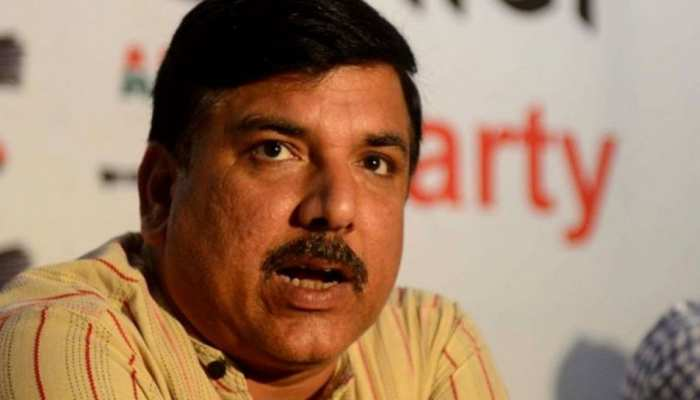 AAP सांसद संजय सिंह बोले- 2020 तक दिल्ली में पैदा हो सकता है पानी का भयंकर संकट