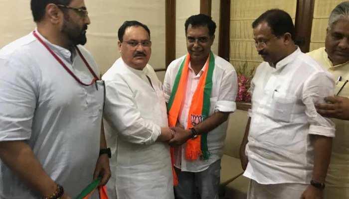 पीएम मोदी की तारीफ करने वाले पूर्व कांग्रेस नेता अब्दुल्लाकुट्टी ने थामा बीजेपी का दामन