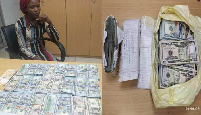 CISF ने विदेशी मुद्रा तस्करी की दो कोशिशों को किया नाकाम, 1.75 करोड़ की नगदी बरामद