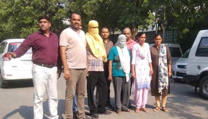 दिल्ली पुलिस ने किया ट्रिपल मर्डर केस का खुलासा, महिला और उसका प्रेमी गिरफ्तार