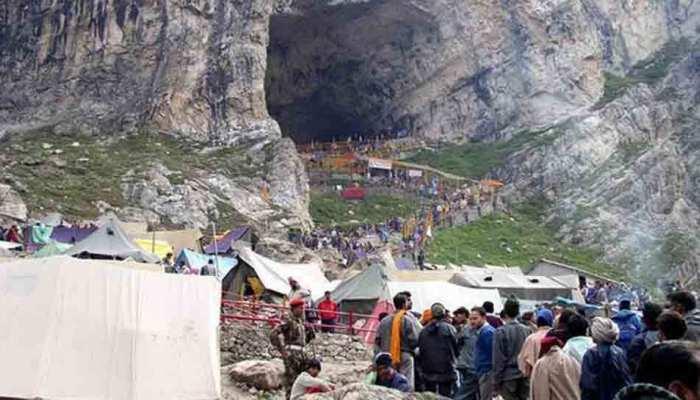श्रीनगर: अमरनाथ यात्रा से पहले सेना के अधिकारियों की बैठक, सुरक्षा वयवस्था की समीक्षा