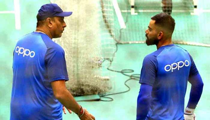 World Cup 2019: शमी और भुवी ने बढ़ाया कप्तान कोहली का 'सिरदर्द', कोच ने दी यह राय...