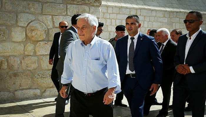 चिली के राष्ट्रपति के यरुशलम के पवित्र स्थल पर जाने को लेकर इजराइल ने जताई आपत्ति
