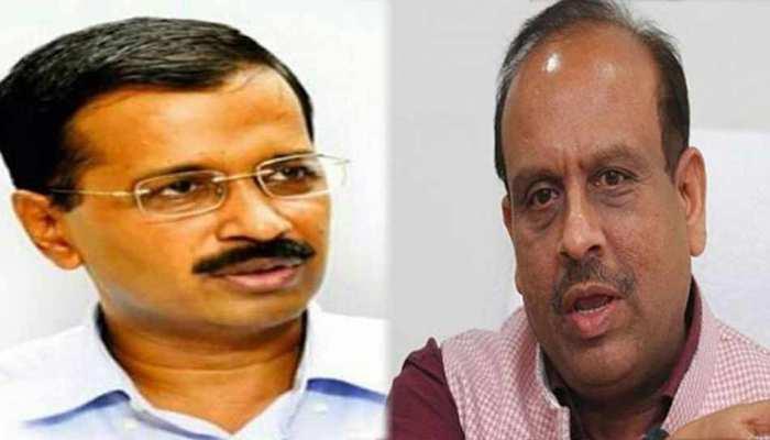 केजरीवाल के खिलाफ मानहानि मामले में BJP नेता विजेंद्र गुप्ता ने दर्ज कराए बयान