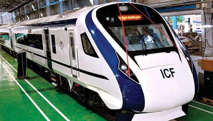माता वैष्णो देवी के भक्तों को जल्द मिलेगा तोहफा, सिर्फ 8 घंटों में कटरा तक पहुंचाएगी यह आधुनिक ट्रेन