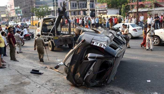 बिहार : अलग-अलग सड़क हादसों में 13 मरे, 15 से अधिक घायल