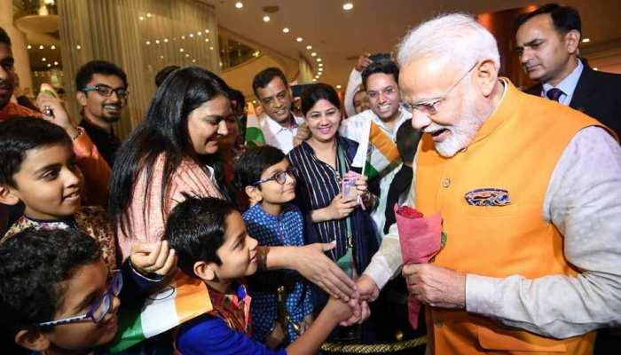 G-20: जापान पहुंचे PM मोदी से बच्चे ने पूछा- HOW ARE YOU? तो उन्होंने दिया ये जवाब...