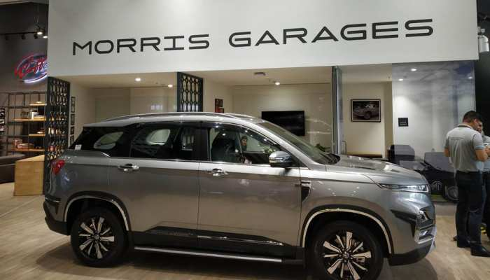 MG Hector SUV भारत में हुआ लॉन्च, 12.18 लाख से कीमत शुरू
