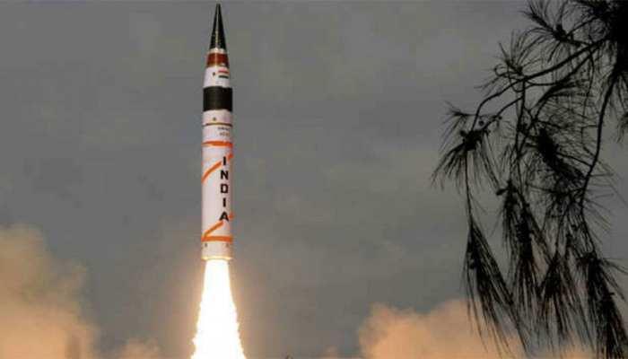 भारत ने किया परमाणु सक्षम मिसाइल पृथ्वी-दो का सफल परीक्षण