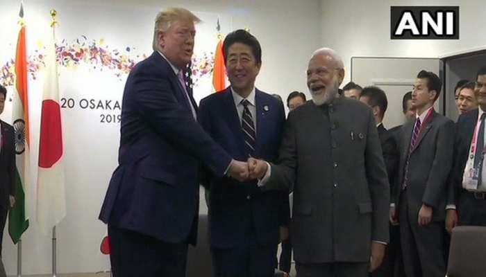 जी-20 समिट में PM मोदी बोले- जापान, अमेरिका और इंडिया का मतलब है 'JAI'