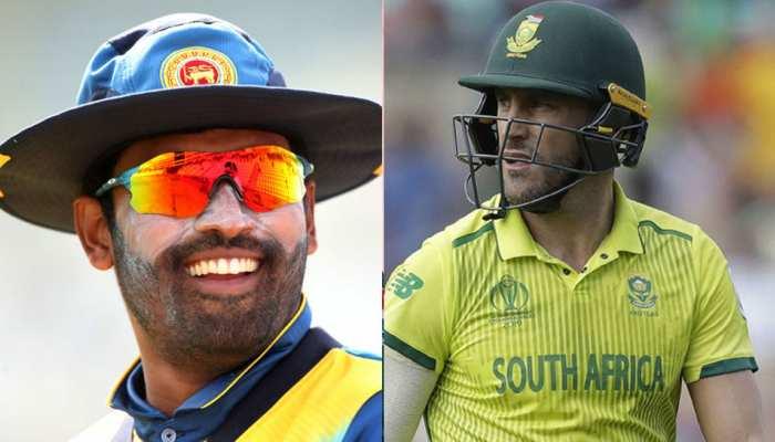 SL vs SA  World Cup 2019: श्रीलंका 9 विकेट से हारकर टूर्नामेंट से बाहर
