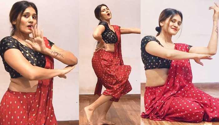 'भारत' के गाने पर इस लड़की ने अपने डांस से मचाया धमाल, इंटरनेट पर छा गया VIDEO