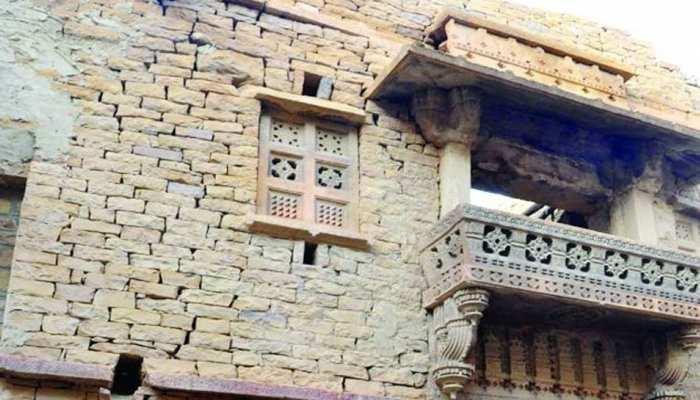 जैसलमेर: जर्जर मकानों पर प्रशासन की लापरवाही, कार्रवाई की जगह हो रही खानापूर्ती